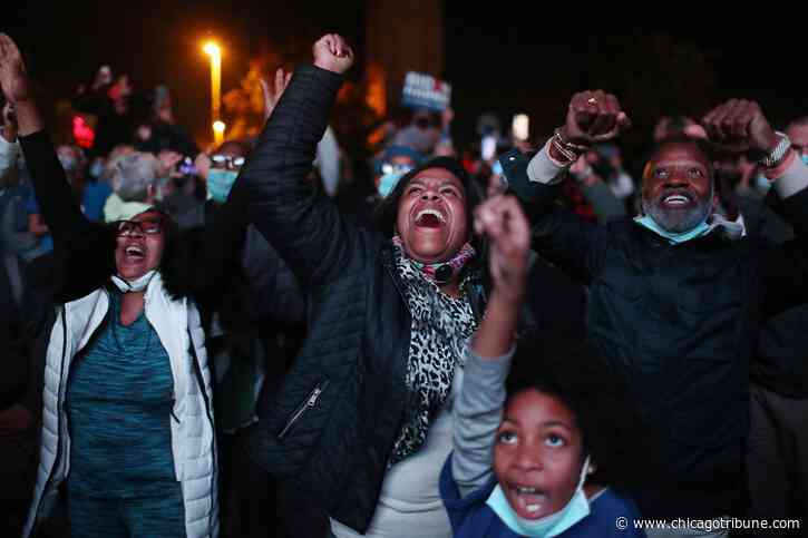 Dahleen Glanton: Black women and Latinas are poised to start a political revolution without white women