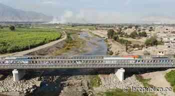 La Libertad: Declaran en emergencia la cuenca de Chicama por déficit hídrico   agricultura - LaRepública.pe
