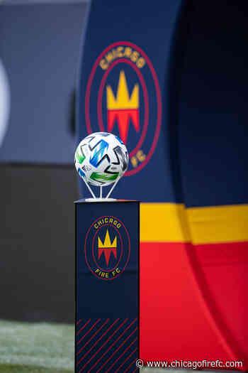Chicago Fire FC Ejerce Opción de Contrato Para el 2021 de Cuatro Jugadores