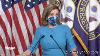 Pelosi calls on Republicans to 'stop the circus and get to work' on addressing the coronavirus crisis