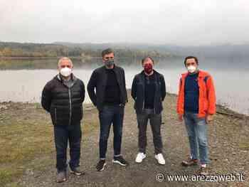 Cavriglia: Brocci e Tognaccini visitano l'area mineraria Enel - ArezzoWeb