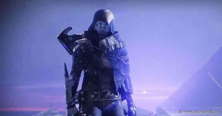 Destiny 2 Beyond Light Collector's Edition Sheds Light On The Stranger's Backstory