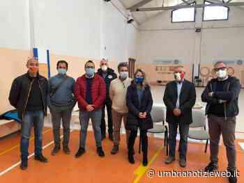 """San Giustino – Nasce il nuovo Centro Coni Altotevere. Sette società sportive del territorio aderiscono al progetto. """"Un luogo ideale per avvicinarsi al mondo dello sport"""" - Umbria Notizie Web"""