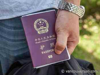 Douglas Todd: Second passports can come with big trouble for Chinese citizens