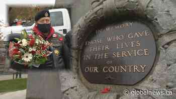 Vancouver Remembrance Day ceremony scaled back because of pandemic