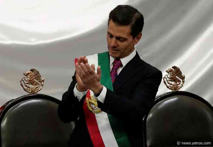 Mexican prosecutors accuse ex-president of directing graft: newspaper