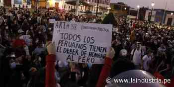 Convocan este jueves a marcha nacional en Trujillo y Chepén - La Industria.pe