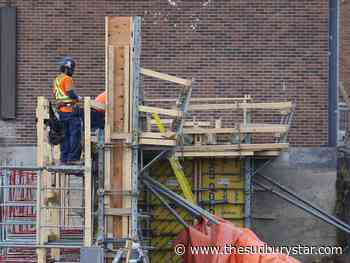 Sudbury photo: Work on new school continues