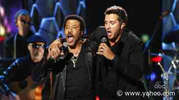 Luke Bryan, Lionel Richie on 'silver lining' of quarantining during COVID-19: Part 2 - Yahoo! Voices