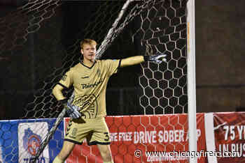 Chicago Fire FC Homegrown Goalkeeper Chris Brady Named USL League One Young Player of the Year