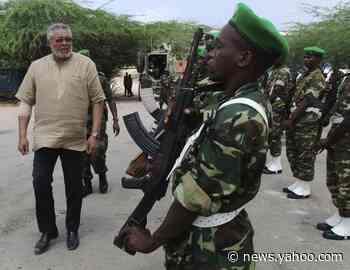 Ghana's former president Jerry Rawlings dies at 73