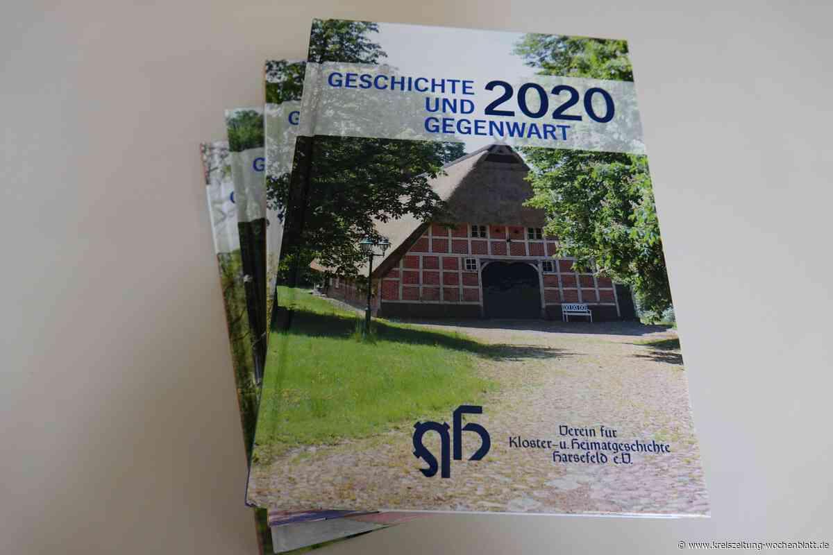 Das Harsefelder Jahrbuch 2020 ist jetzt im Handel: Geschichte und Gegenwart - Kreiszeitung Wochenblatt