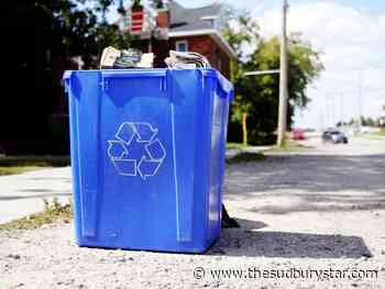 Sudbury letters: Recycling message not getting through; Our climate change heroes