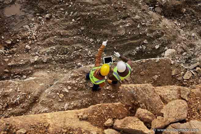 Catorce mineros están atrapados por derrumbe en Barranco de Loba, Bolívar - El Espectador