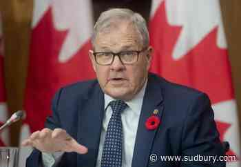 Veterans minister declares backlog progress even as overall numbers go up