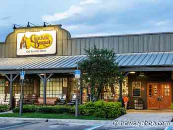 Cracker Barrel apologized and removed a noose-like decoration hanging from the ceiling after a customer called the chain out