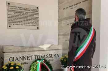 Cotignola: ricordato Giannetto Vassura nel 102° anniversario della morte - Ravenna Web Tv - Ravennawebtv.it