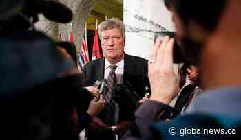Former senior B.C. official says he warned minister of suspected drug money laundering in B.C. casinos