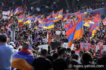 Letters to the Editor: Armenians aren't in a 'conflict.' They're fighting for their survival