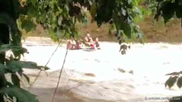 Cuatro muertos y dos desaparecidos deja creciente súbita del río Acacías, Meta - Noticias RCN