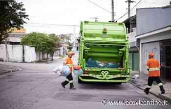 Consorzio Agno Chiampo, rifiuti in sacchi per l'indifferenziata per chi è in quarantena - L'Eco Vicentino