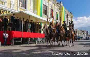 Un homenaje a Machachi por sus 200 años de independencia - El Comercio (Ecuador)