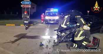 Udine, scontro tra auto a Codroipo - Ilmetropolitano.it - ilMetropolitano.it