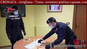 TORINO – Postino di Avigliana arrestato a Trana: consegnava anche droga (VIDEO) - ObiettivoNews