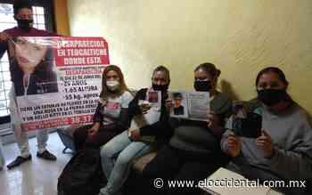 Familiares de jóvenes desaparecidos en Teocaltiche claman ayuda de AMLO - El Occidental
