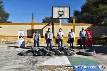 Entrega Miguel Varela Pinedo obras en Teocaltiche, Tlaltenango - FresnilloMX