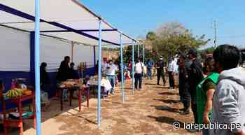 Lambayeque: Inauguran mercado de productores en Callanca | LRND - LaRepública.pe
