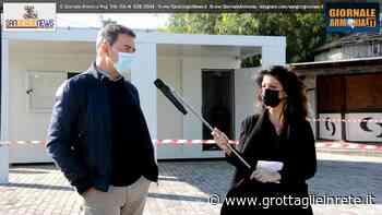 Ultim'Ora Covid: a San Giorgio Ionico installata una Struttura per i Tamponi - Grottaglie in rete