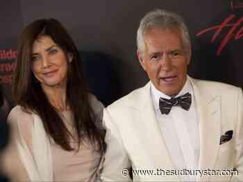 Alex Trebek's wife posts wedding day photo following Jeopardy! host's death