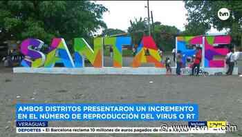 Noticias Minsa retoma restricciones de movilidad en distritos de San Francisco y Soná - TVN Panamá