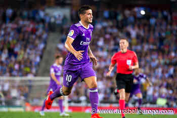 """Stiefvater bestätigt: """"James Rodriguez wollte zu Atletico Madrid"""" - Fussball Europa"""