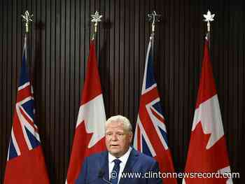 Matthew Lau: Ontario's 'Human Fund' budget - Clinton News Record