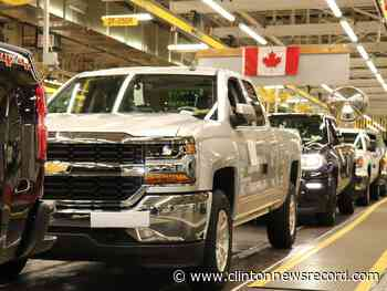 Why Ontario's auto industry is undergoing a rebirth - Clinton News Record