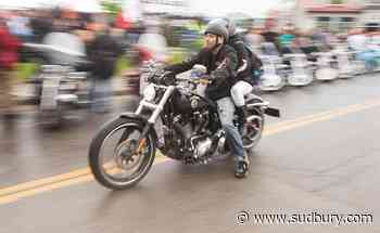 Officials urge bikers to sit out traditional Friday the 13th motorcycle rally