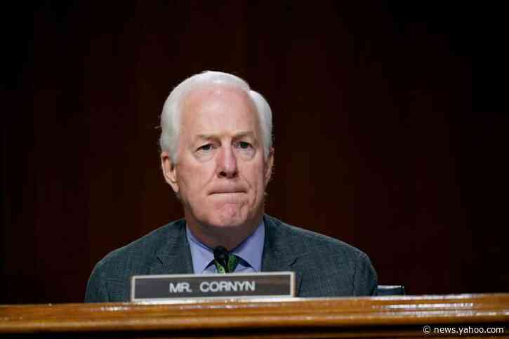 Texas senator suggests it's too soon to declare Biden the winner because Puerto Rico is still counting votes