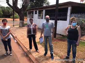 Santa Rita: Denuncian a un vecino por desechar aguas servidas - Misiones Cuatro