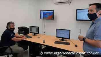 El Instituto Nacional del Agua instalará una base científica en Santa Rita - El Diario de Carlos Paz