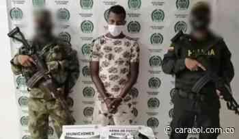 Investigan a detenido en Tiquisio con asesinato de peluquero - Caracol Radio