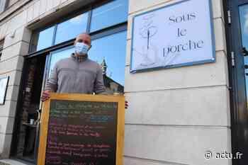 Val-d'Oise. Le restaurant Sous le porche, à Auvers-sur-Oise, mise sur la vente à emporter - actu.fr