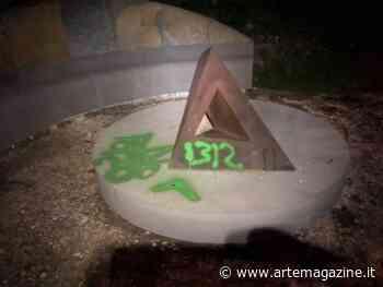 Todi, vandalizzate le opere di Beverly Pepper - Arte Magazine