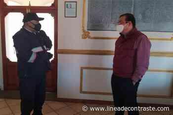 Reconoce alcalde de Huamantla a personal del servicio postal mexicano - Linea de Contraste
