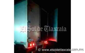 Asesinan a un chofer durante asalto armado, en Huamantla - El Sol de Tlaxcala
