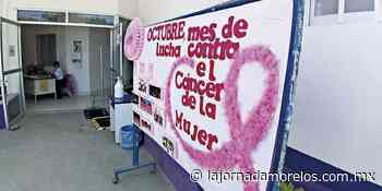 Jojutla sigue con las batalla contra el cáncer en la mujer - La Jornada Morelos