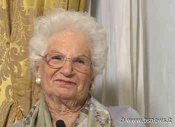 Adro, l'Anpi propone la cittadinanza onoraria a Liliana Segre - Bsnews.it
