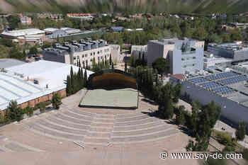 El ayuntamiento mejora el auditorio El Torreon - SoydePozuelo