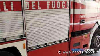 Incendio nella notte: distrutta Fiat Panda, trovate tracce di dolo - BrindisiReport